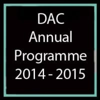 Programme of meetings 2014 – 2015