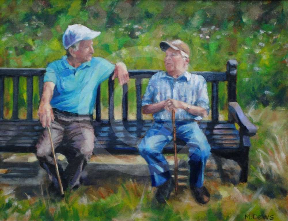 Last of the Summer Wine by Mary Dews