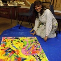 Demonstration Evenings at Driffield Art Club