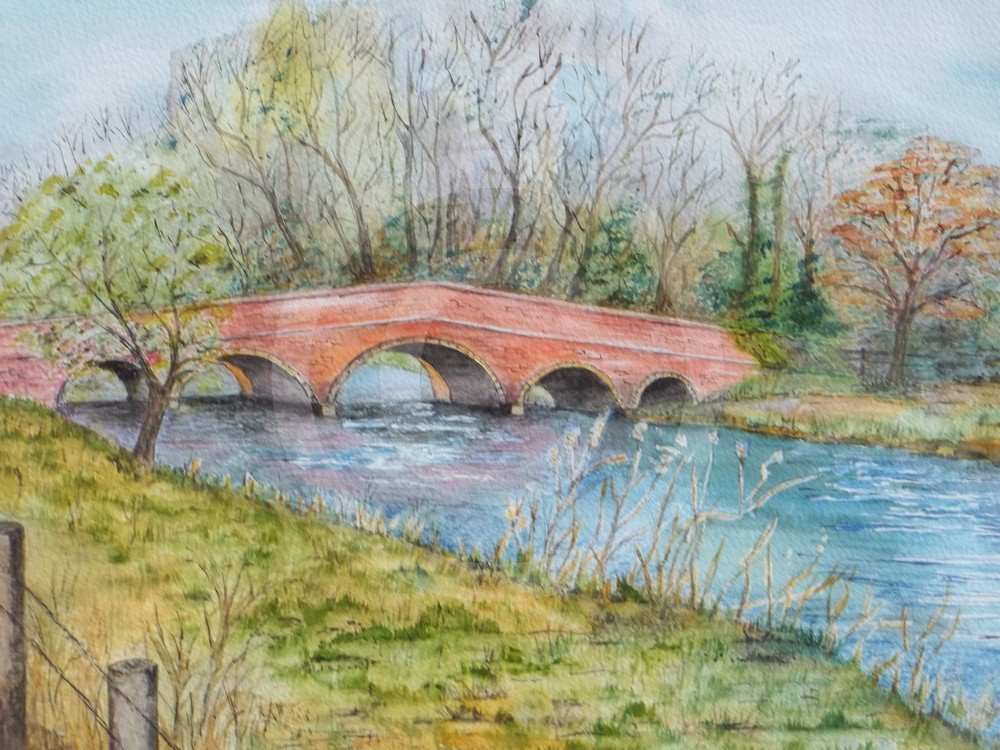 Wansford Bridge by Andrew Marritt