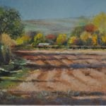 Autumn Field near Kilham