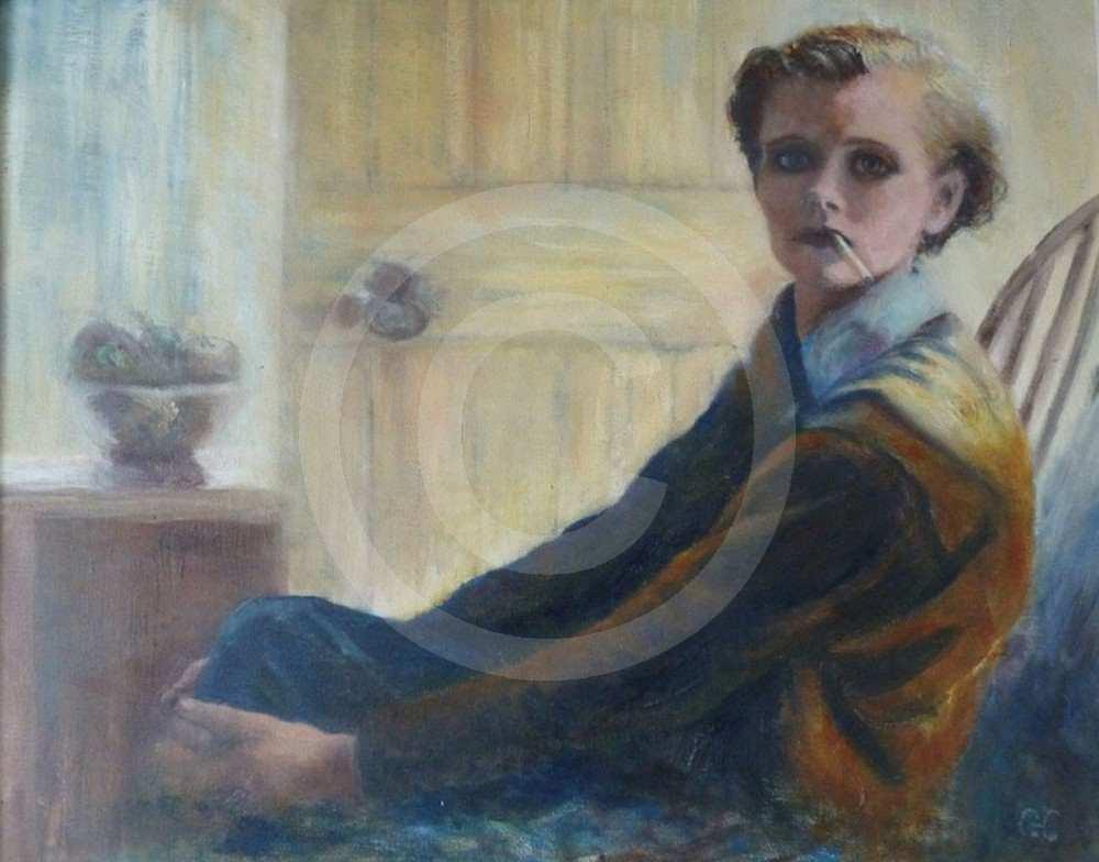 Daphne by Rebecca Clarke