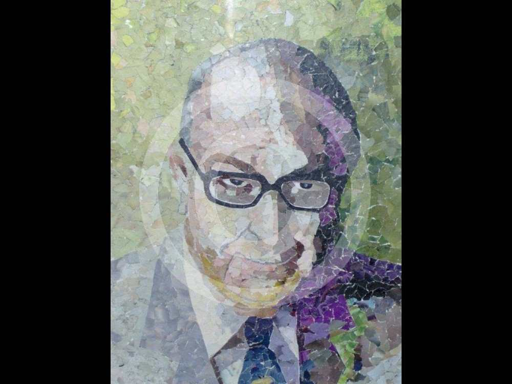 Philip Larkin by Gillian Fitzpatrick