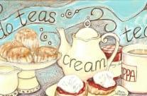 I do Teas by Joan Hudson