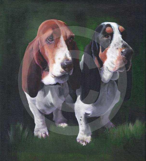 Lottie and TessaB by Teresa Hollins