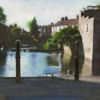 The Horsewash – Nafferton Mere by Teresa Hollins