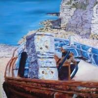 North Landing – pastel by Duncan Baird