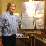 15th June 2015 Chris Tkacz, Oils/Landscape
