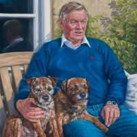 Cath Inglis – Mr Martin Sterne Hebe and Poppy