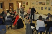 Driffield Art Club Christmas Social
