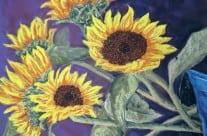 Sunflowers by Duncan Baird