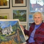 Showcase by three Driffield Art Club Members