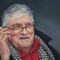 David Hockney by Cath Inglis