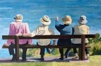 All at Sea by Carole Cutland