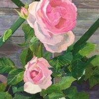 Roses by Carole Cutland