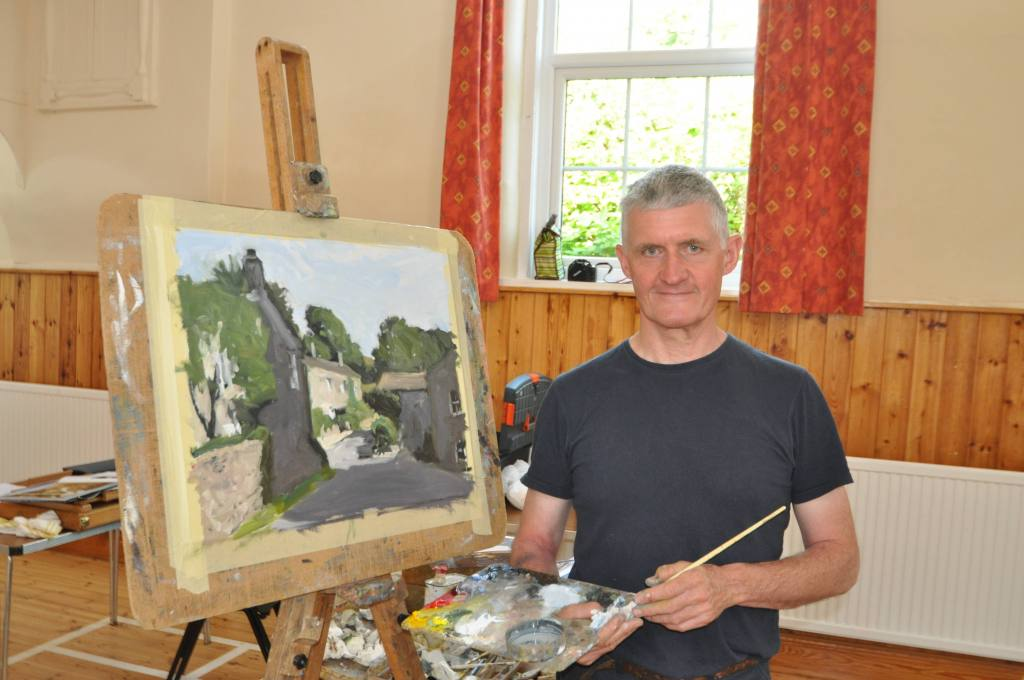 Bruce Mulcahy Workshop June 2017