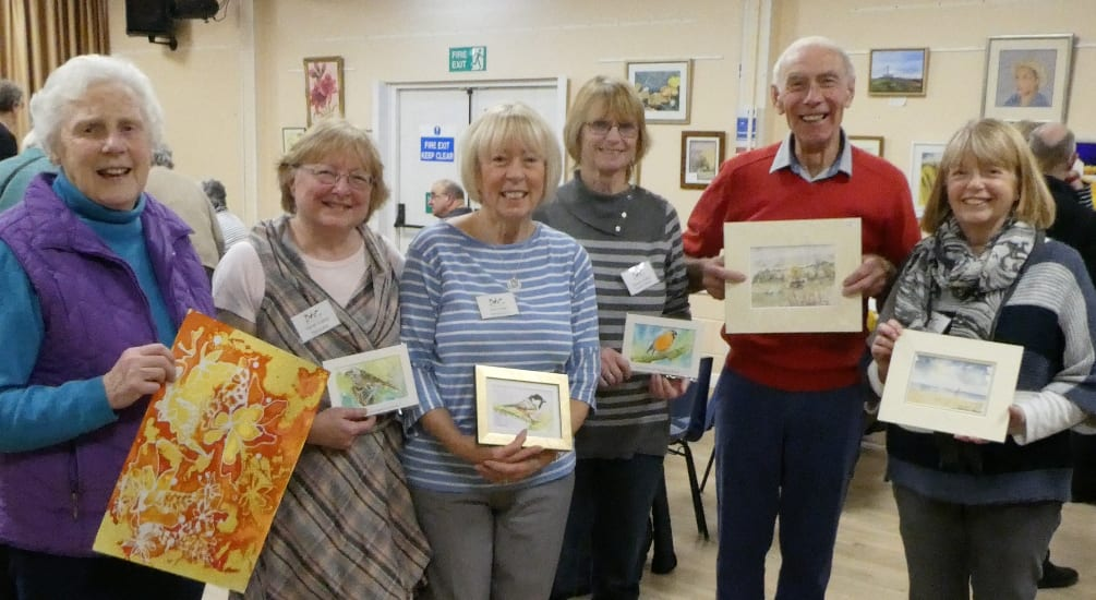 Driffield Art Club 30 Day Challenge