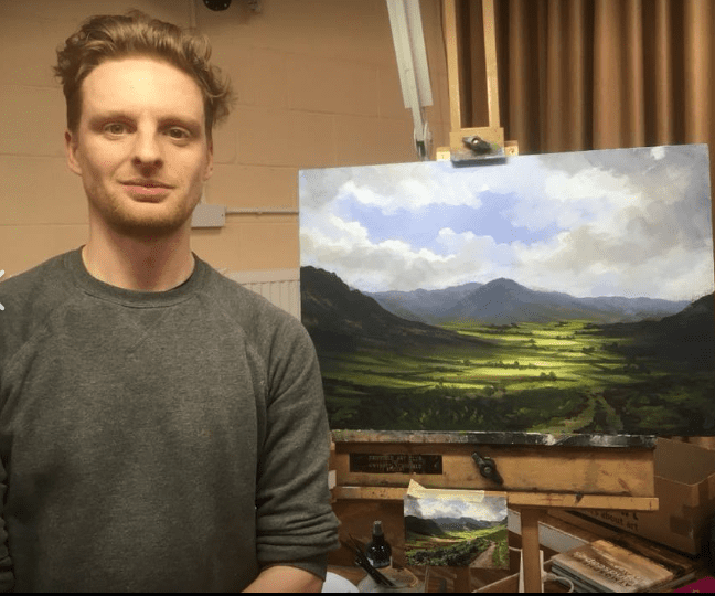 Fraser Scarfe Workshop and Demonstration