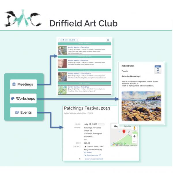 DAC Website 2019