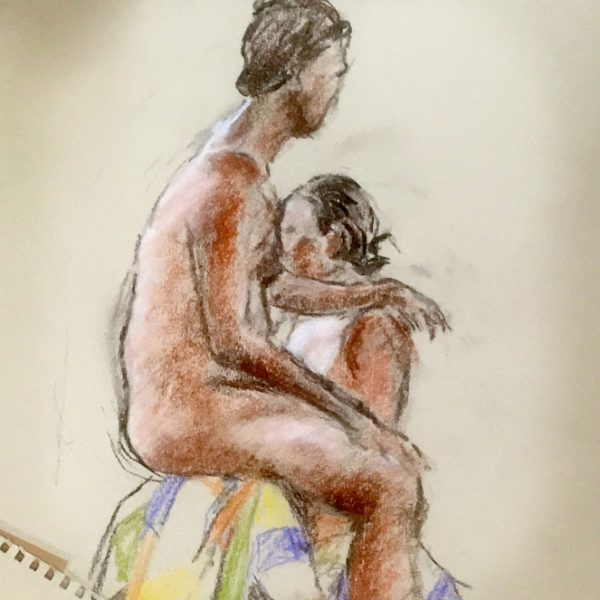 Life Drawing Workshop – thank you