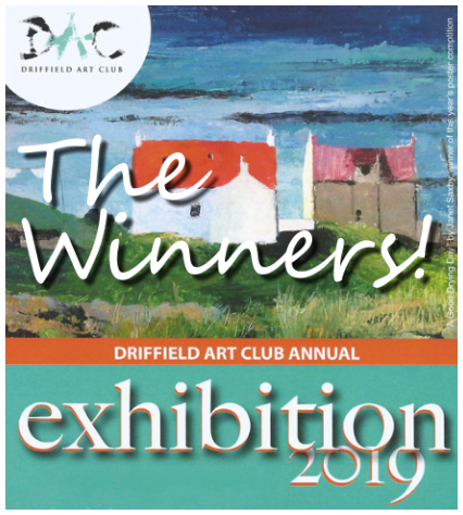 Annual Exhibition 2019 – Trophy Winners